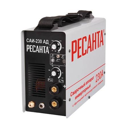 Купить Сварочный аппарат инверторный аргонодуговой Ресанта САИ-230-АД