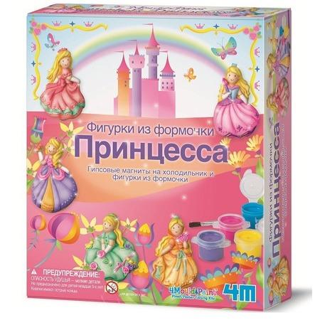Купить Фигурки из формочки 4M «Принцесса»