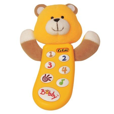 Купить Музыкальный телефон K'S Kids Бобби