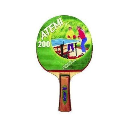 Купить Ракетка для настольного тенниса ATEMI 200 AN. В ассортименте