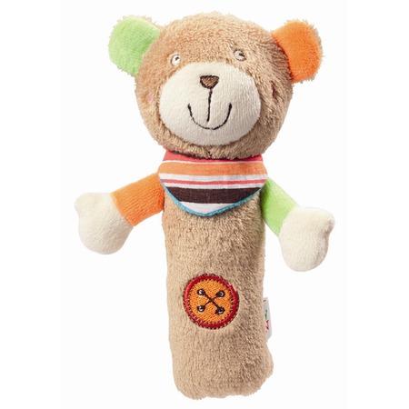 Купить Погремушка-пищалка Fehn «Медвежонок Оскар»