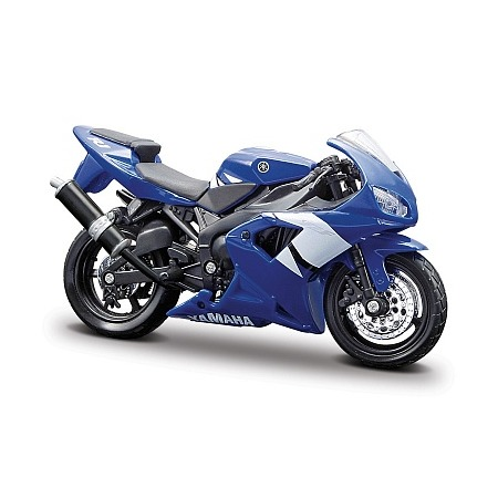 Купить Сборная модель мотоцикла 1:18 Bburago Yamaha YZF-R1