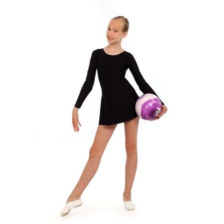 Купить Купальник гимнастический с юбкой ATEMI AKG-05