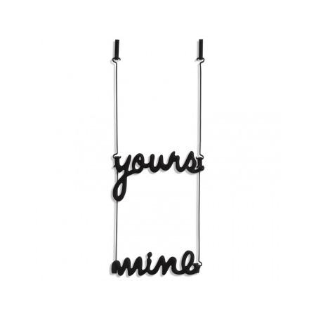 Купить Вешалки надверные Umbra Yours&Mine