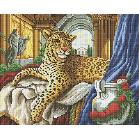 Купить Набор для создания мозаики Белоснежка Римский леопард