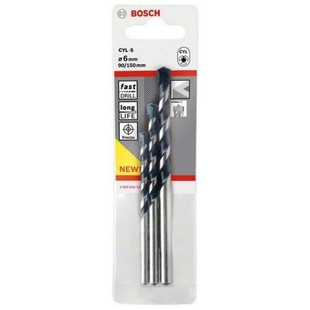 Купить Набор сверл по бетону Bosch 2608588164
