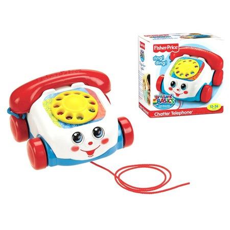 Купить Телефон игрушечный Fisher Price