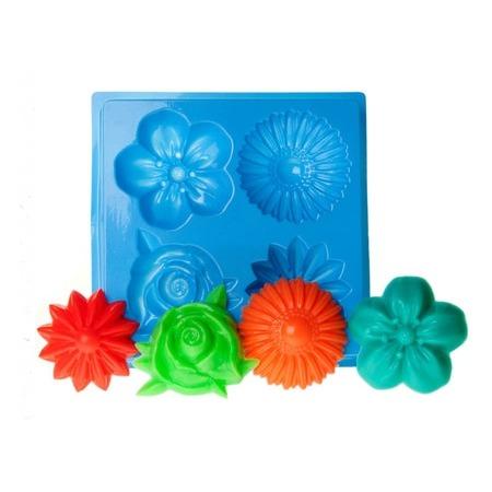 Купить Форма пластиковая Выдумщики «МК Цветы»