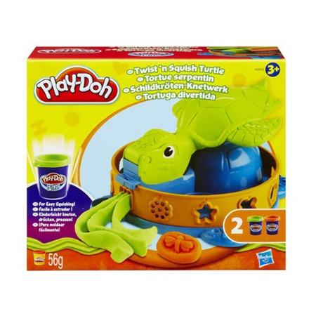 Купить Набор для игры из пластилина Play-Doh «Забавная черепашка»