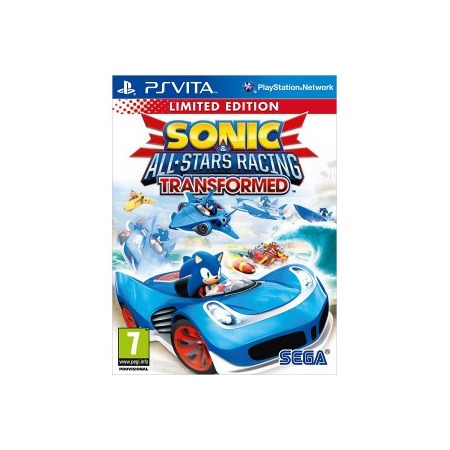 Купить Игра для ps SONY Sonic & All-Star Racing Transformed (rus doc)