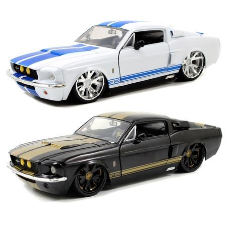 Купить Модель автомобиля 1:24 Jada Toys Ford Mustang Shelby. В ассортименте
