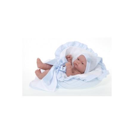 Купить Кукла Munecas Antonio Juan «Бруна в голубом»