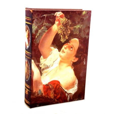 Купить Книга-сейф ALPARAISA «Итальянский полдень» СС0018/1
