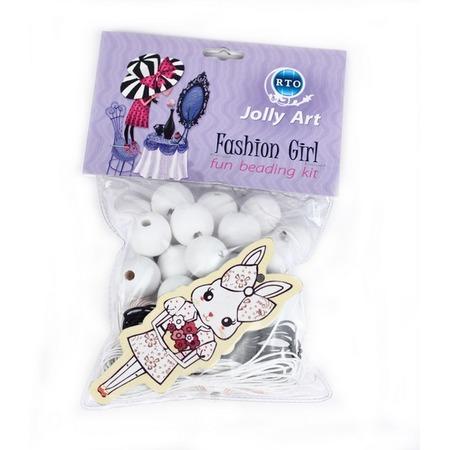 Купить Набор для создания украшений из бусин RTO «Fashion Girl 5»