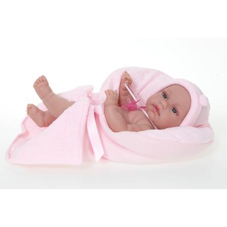 Купить Кукла Munecas Antonio Juan «Крус в розовом»