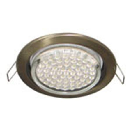 Купить Светильник встраиваемый Ecola GX53 H4 FB53H4ECB