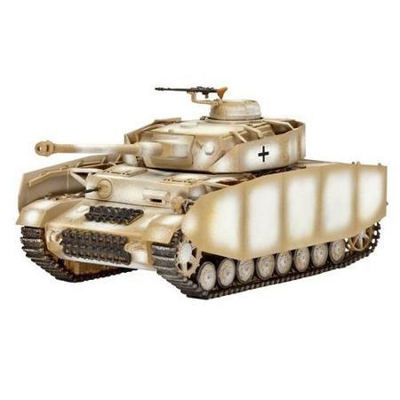 Купить Сборная модель танка Revell Panzerkampfwagen IV Ausf. H