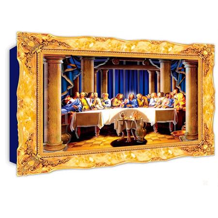 Купить Постер объемный Vizzle Тайная вечеря