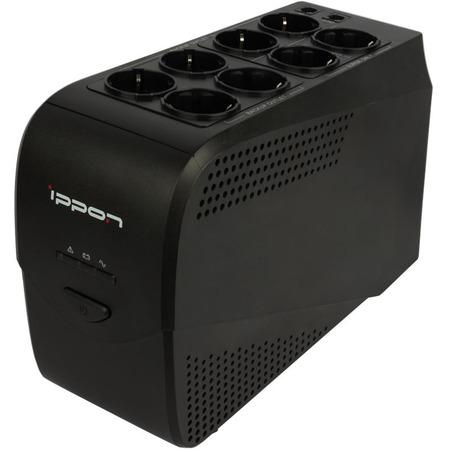 Купить Источник бесперебойного питания IPPON Back Comfo Pro 600 new