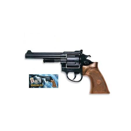 Купить Пистолет Edison Giocattoli Avenger Polizei