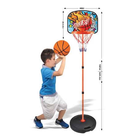 Купить Стойка баскетбольная Far&Near FN-BO2081Y