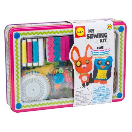 Купить Набор для шитья ALEX «Учимся шить»