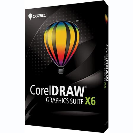 Купить Программное обеспечение Corel Graphics Suite X6 Russian, Box