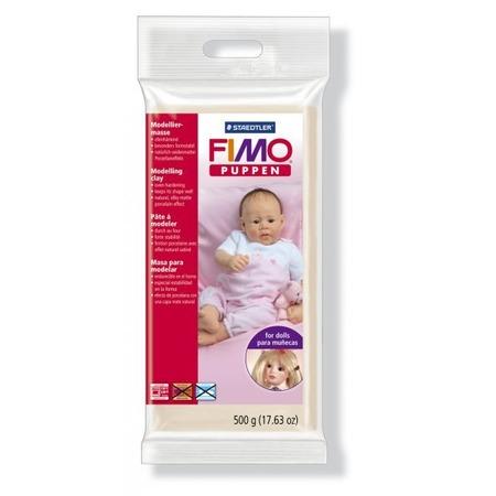 Купить Пластика для изготовления кукол Staedtler Fimo Puppen