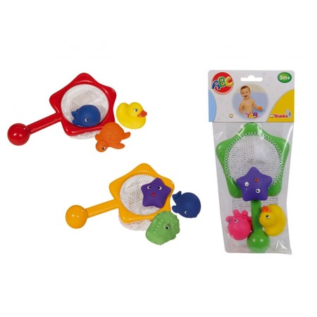 Купить Набор игрушек для ванны Simba «Рыбалка». В ассортименте
