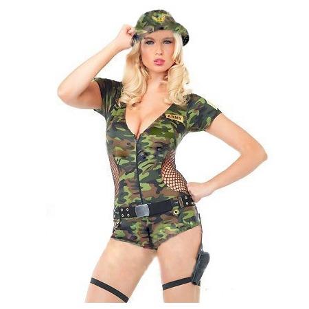 Купить Костюм милитари Le Frivole «Спецназ»