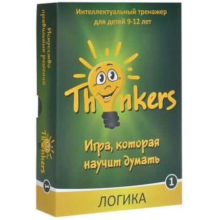 Купить Игра логическая Thinkers «Логика»