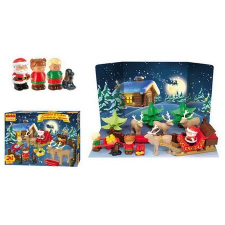 Купить Конструктор Ecoiffier «Рождество»