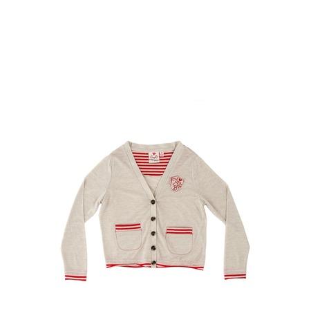 Купить Кардиган для девочки Fore N Birdie Jersey cardigan with embroidery