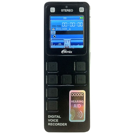 Купить Диктофон Ritmix RR-970