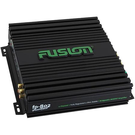 Купить Автоусилитель Fusion FP-802