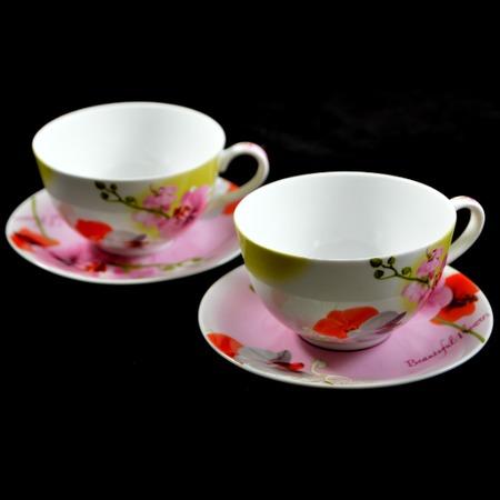 Купить Чайная пара Master «Орхидея»