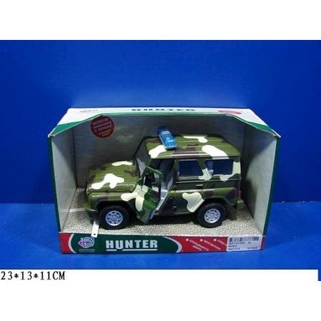 Купить Машина инерционная Joy Toy «УАЗ Hunter» Р40510