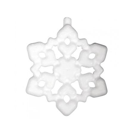 Купить Фигурка из пенопласта Rayher «Снежинка»