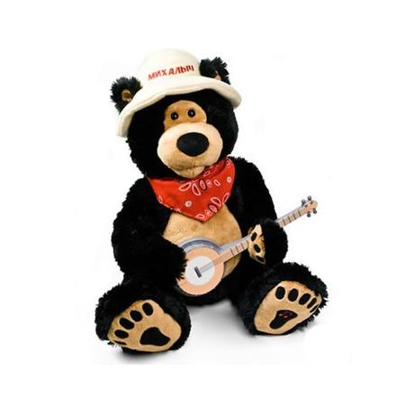 Купить Мягкая игрушка интерактивная Музыкальные подарки «Медведь Топтыжкин»