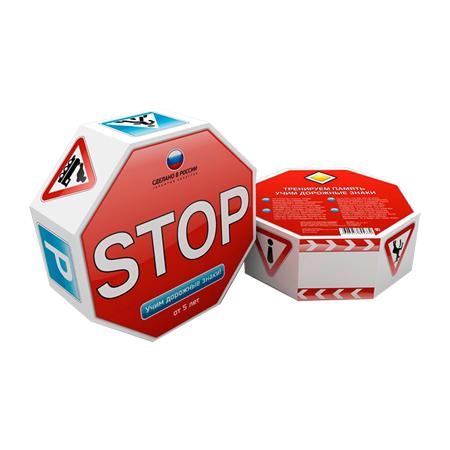 Купить Игра настольная Биплант «Улица Безопасная»
