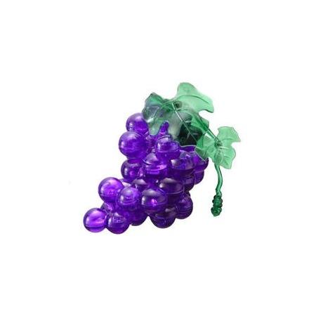 Купить Кристальный пазл 3D Crystal Puzzle «Виноград»