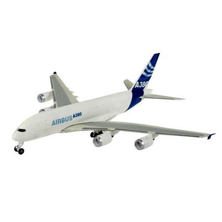 Купить Сборная модель пассажирского самолета Revell «Airbus A380 демонстрационный»