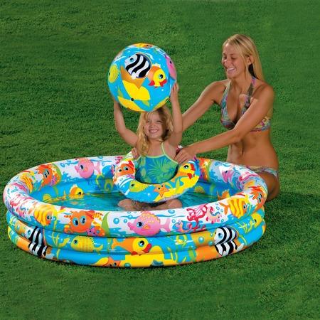 Купить Бассейн надувной Intex 59469