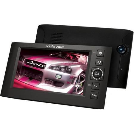 Купить Видеорегистратор xDevice Black Box-7HD