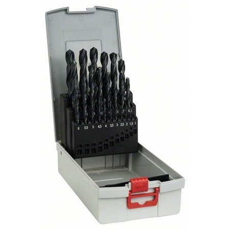 Купить Набор сверл по металлу Bosch 2608587016