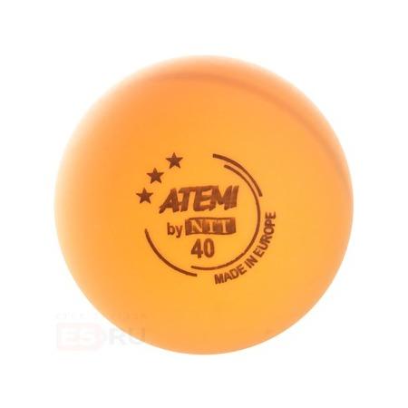 Купить Мячи для настольного тенниса ATEMI 3*