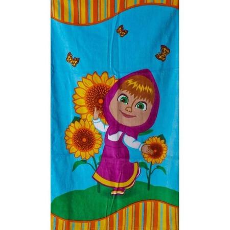 Купить Полотенце детское Непоседа «Подсолнухи»