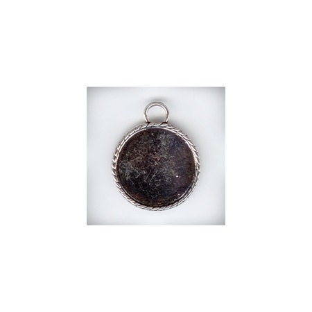 Купить Подвеска металлическая Ars Hobby «Рамка для кабашона круглая 1»
