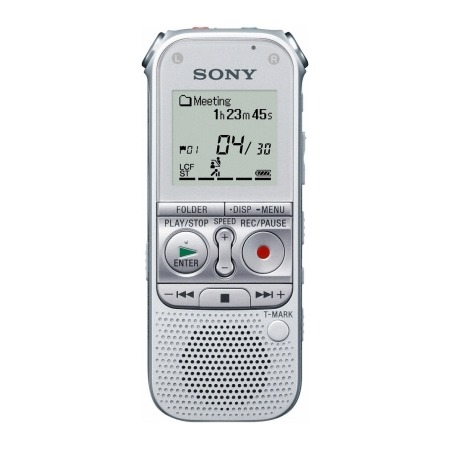 Купить Диктофон SONY ICD-AX412F/S