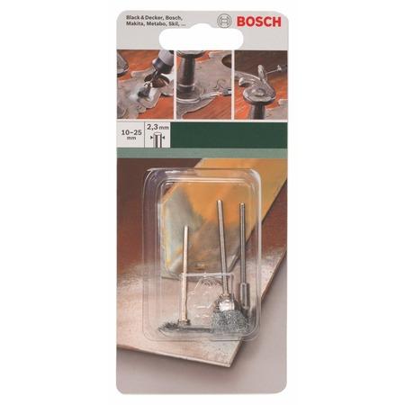 Купить Набор щеток шлифовальных Bosch 2609256554